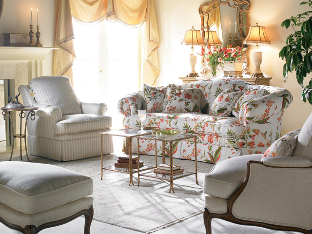 Sherrill Upholstery traditional-sofas