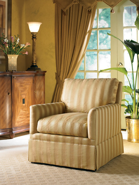 Sherrill Upholstery traditional-chairs
