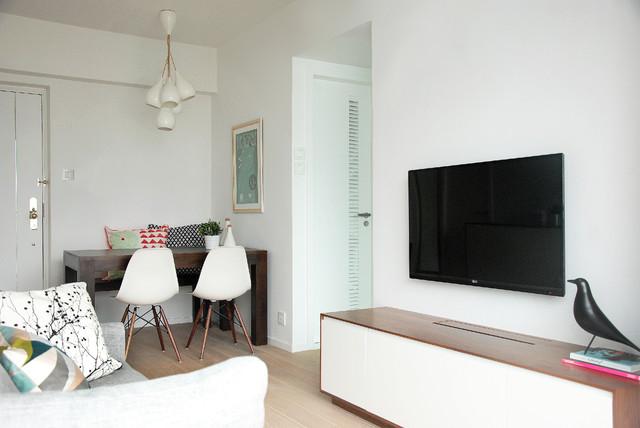 SHERYL modern-living-room