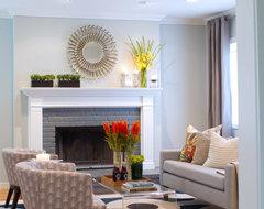 Shirry Dolgin transitional-living-room