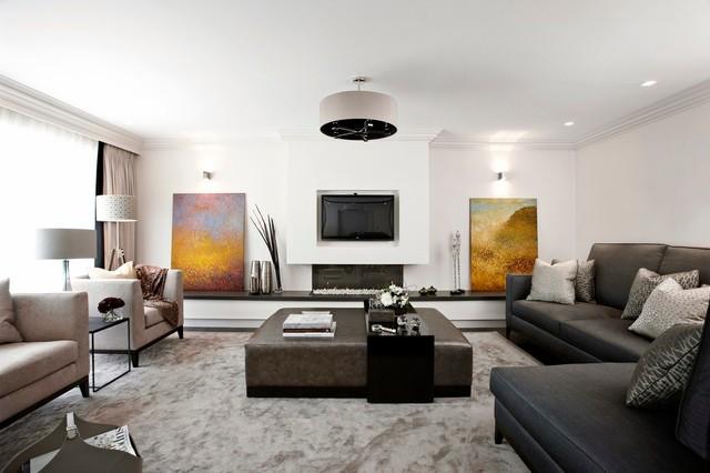 Shortlisted SBID International Design Awards 2013 / Residential category contemporary-living-room