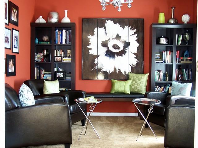 Shoshana Gosselin contemporary-living-room