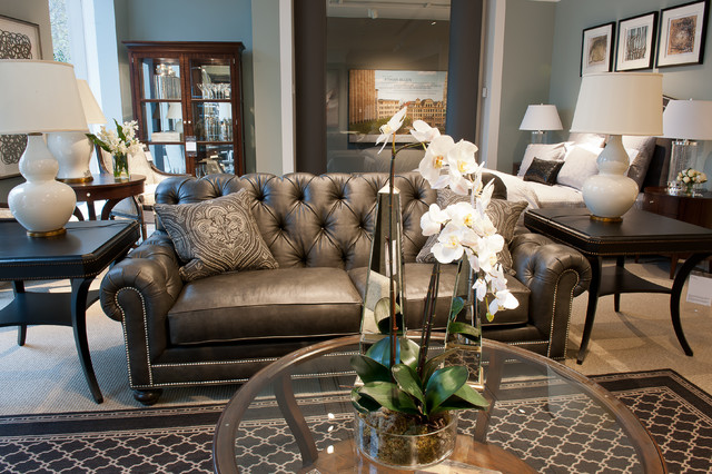 Ethan allen shop rooms living room - Showroom 1873 Plaudit Place Traditional Living Room