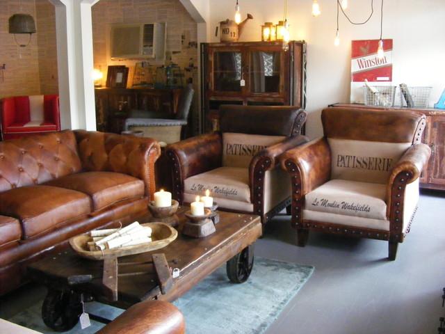 Showroom Nik Warehouse Vintage San Antonio Texas Industrial Living Room By Nik Vintage