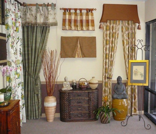 Showroom update eclectic living room tampa by for Update living room ideas