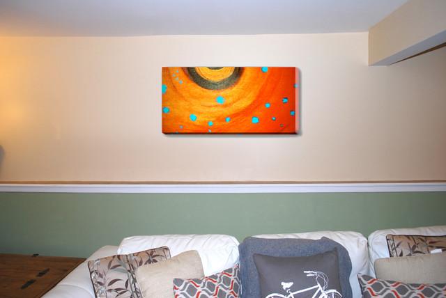 shy-fellow beach-style-living-room