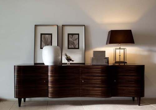 Wave Sideboard traditional dining room