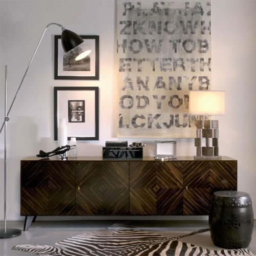 Sideboard 09014 - Contemporary - Living Room - Philadelphia - by usona