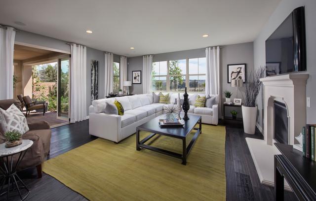 Sienna Plan At Meritage Homes At Sendero Rancho Mission Viejo Ca