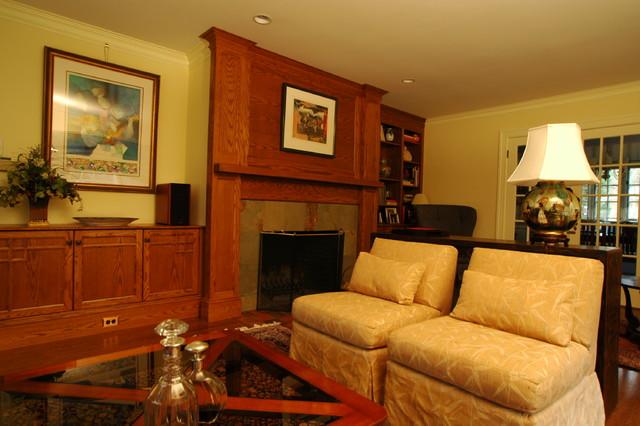 Signature Interiors traditional-living-room