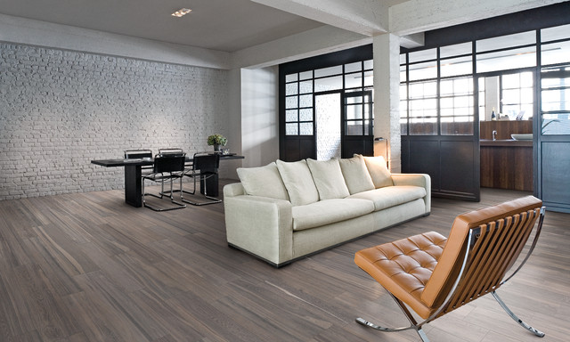 Signum By Coem Wood Look Porcelain Tile Contemporary