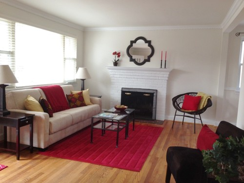 7 Home Staging Tricks to Make a Small Living Room Look Bigger ...