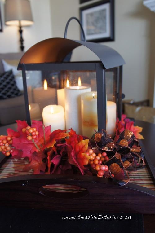 Simple Autumn Decor