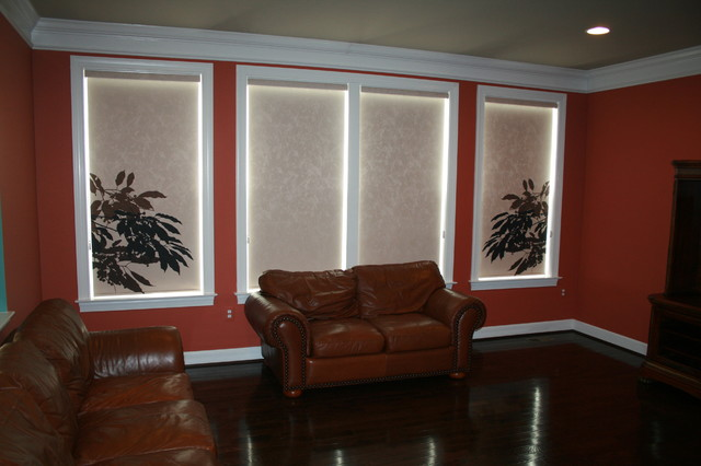 Simple solutions in window treatments blinds shades for Window design solutions