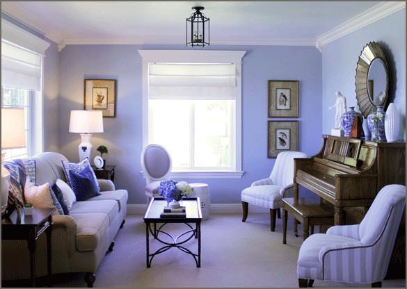 Singer Residence traditional-living-room