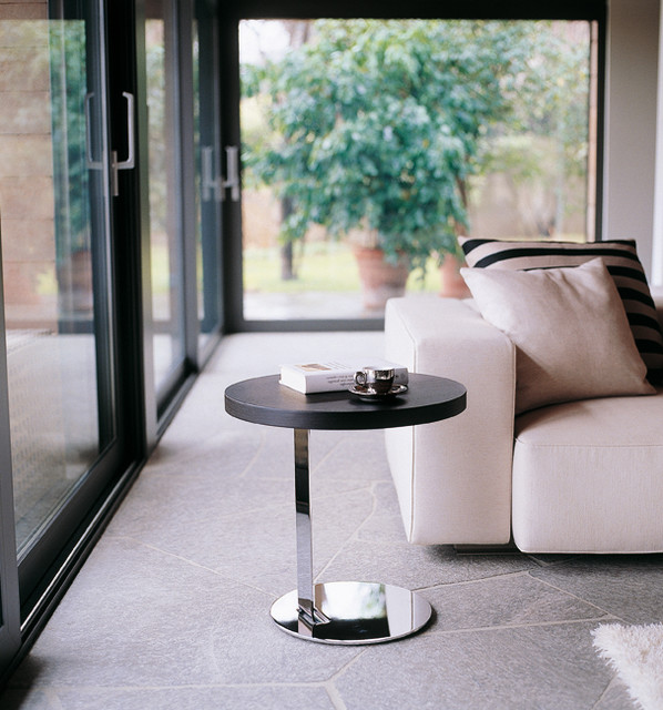 Single Side Table contemporary-living-room