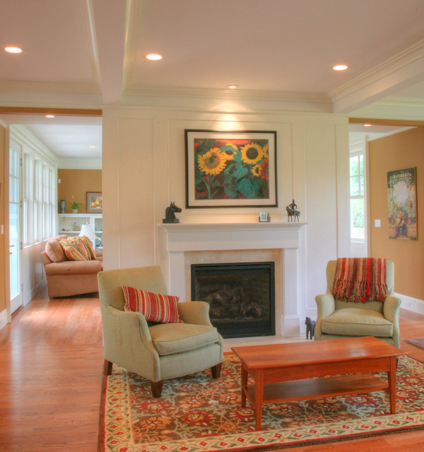 Houzz Living Rooms Traditional: Sitting Area