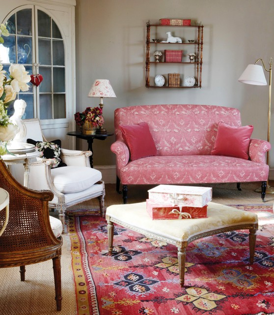 Sitting Room Design Inspirations - Traditional - Living Room ...