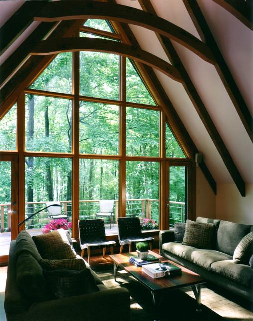 Ski Lodge By Design Gropu Three In Milwaukee WI Contemporary Living Room