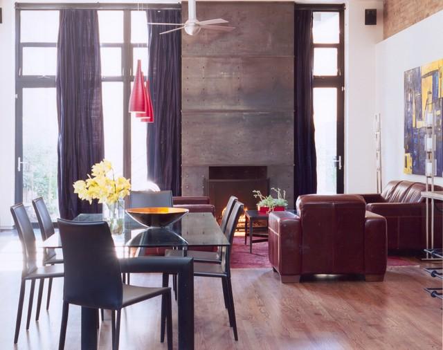 Sleek modern for Modern sleek living room