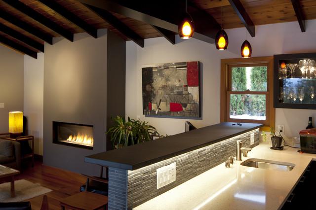 Sleek caulfield for Modern sleek living room