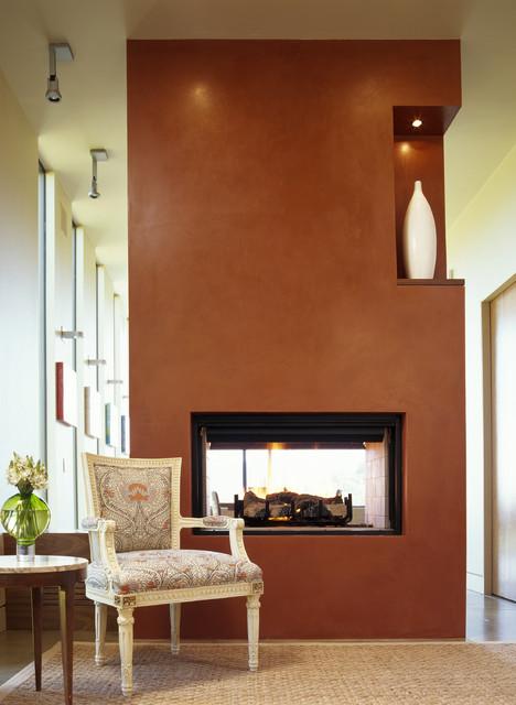 Sleepy Hollow Residence modern-family-room
