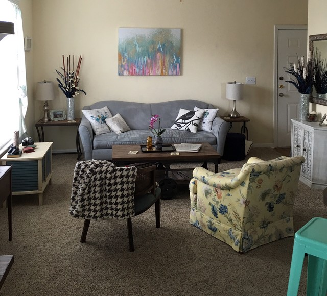 Small Apartment - Feng Shui Consulting - No New Furniture ...