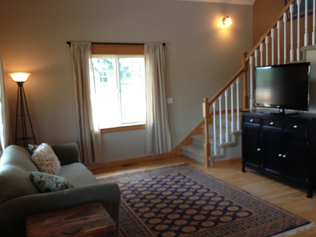 Small Home Staging Downtown Bozeman Eclectic Living