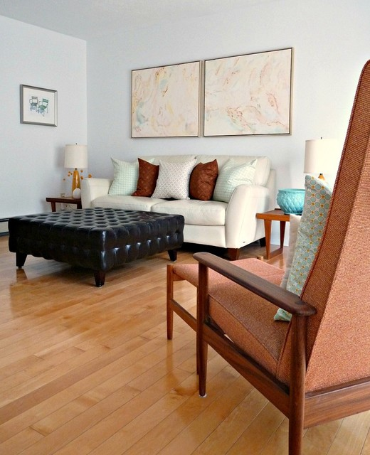 Small Eclectic Living Room Decorating Ideas: Small Living Room