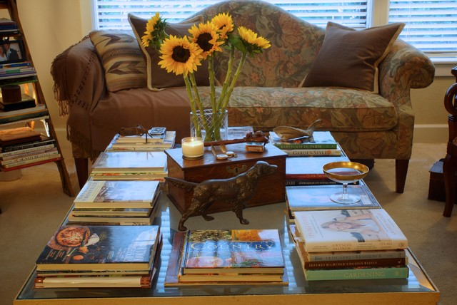 small spaces rustic living room seattle by