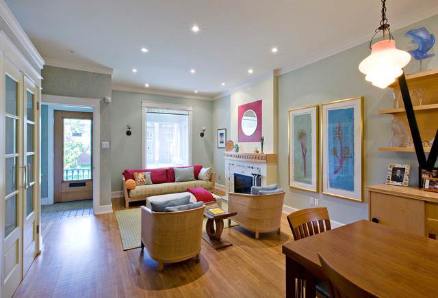 Small spaces for Houzz small living rooms