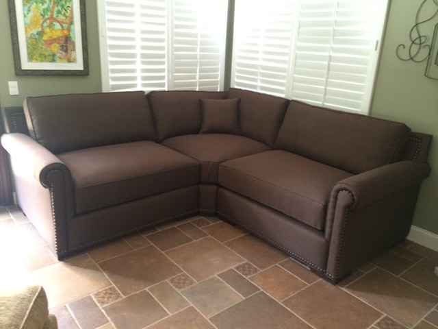 SMALL SPACES - SOFA OR SECTIONAL SOLUTIONS FOR SMALL SPACES - Living Room - los angeles - by ...