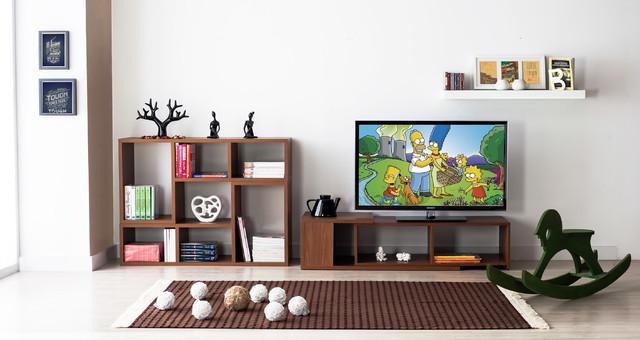 Smart Living Room - Contemporary - Living Room - new york - by The Smart Sofa
