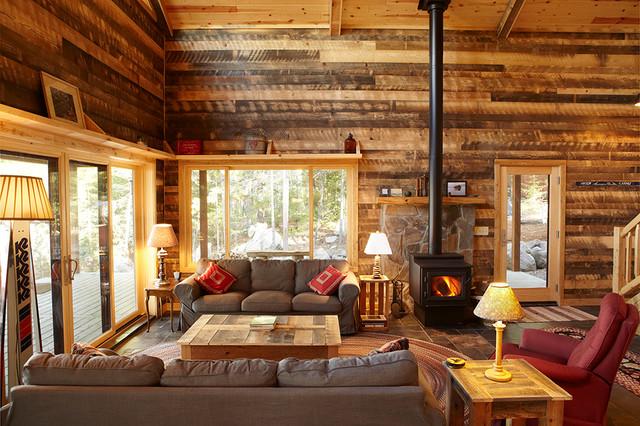 Summer Cabins Studio87