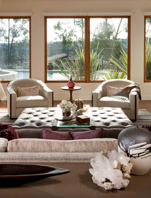 hollywood glam living room 14680