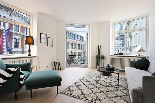 Søndergade 1A scandinavian-living-room