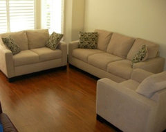 Sofa Arrangement - L shape traditional-living-room