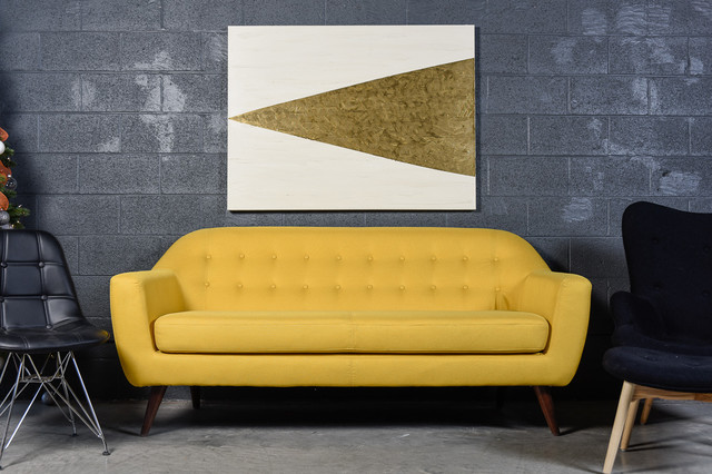 Sofas Midcentury Living Room Montreal By Wazo