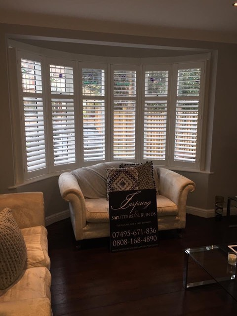 Marvelous Solid Wood Plantation Shutters Fitted Onto This Six Sided Creativecarmelina Interior Chair Design Creativecarmelinacom
