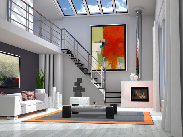 Solidify contemporary-living-room