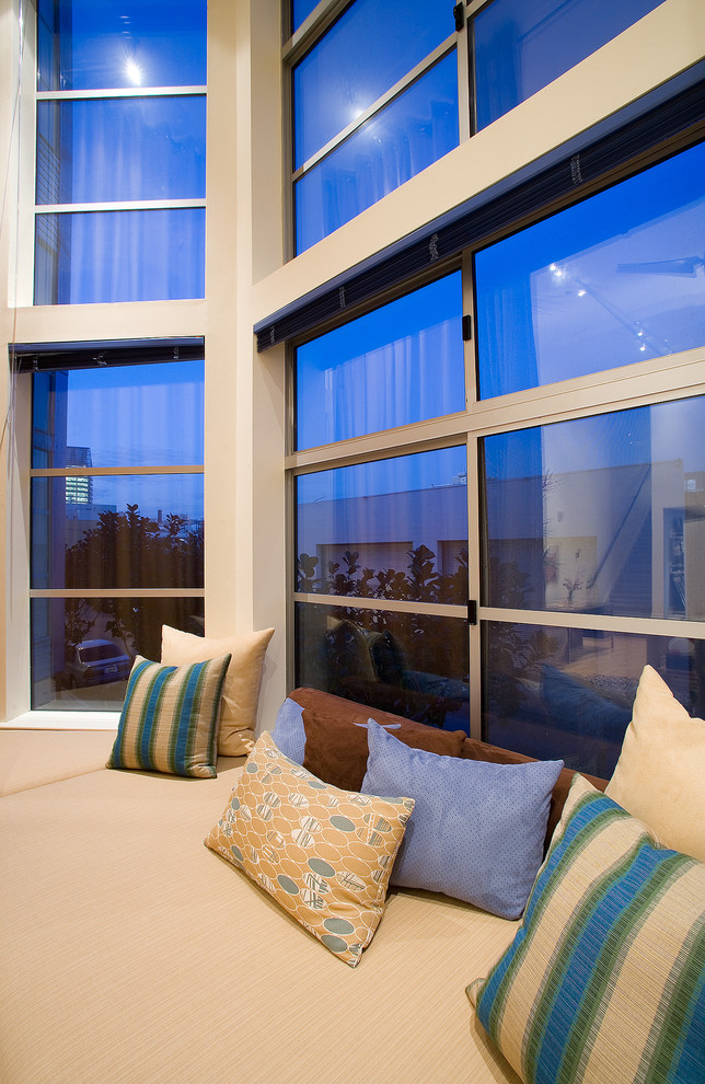 soma loft bay window seatkimball starr interior