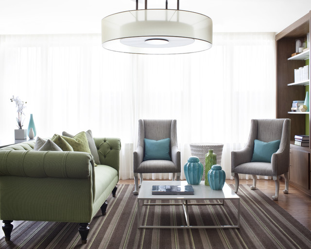 Somerly Clubroom contemporary-living-room