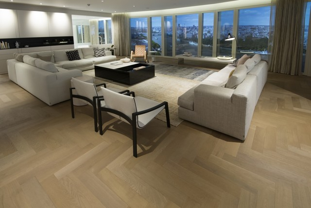 South Bank Tower Apartments Flooring Contemporary