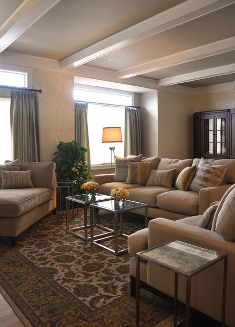 burlington condo vermont transitional living room burlington