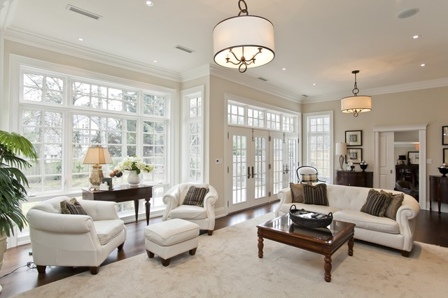 Beautiful Downtown Oakville Home Traditional Living Room Toronto By