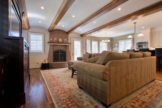 South Lafayette Street - Denver, CO contemporary-living-room