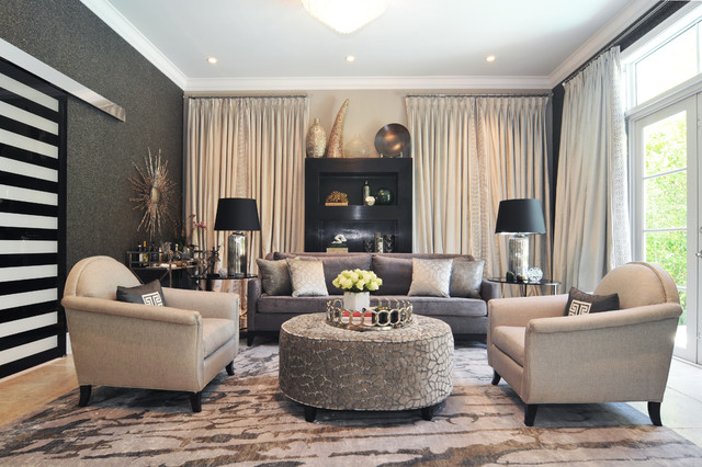south miami interior design transitional living room miami by