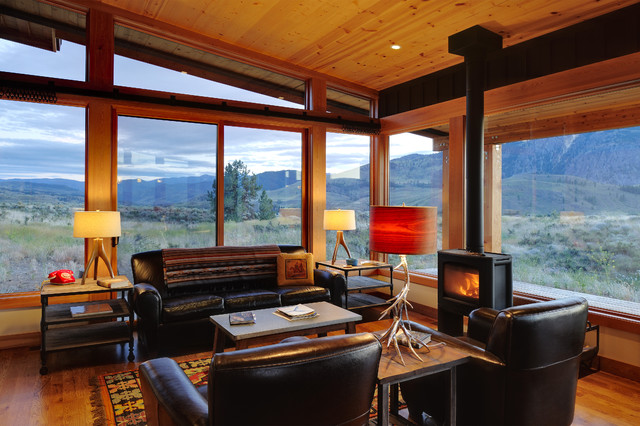 south range cabin rustic living room seattle by the cliffs at mountain park augusta links trail