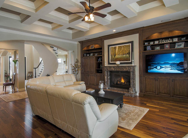 Southern Comfort traditional-living-room