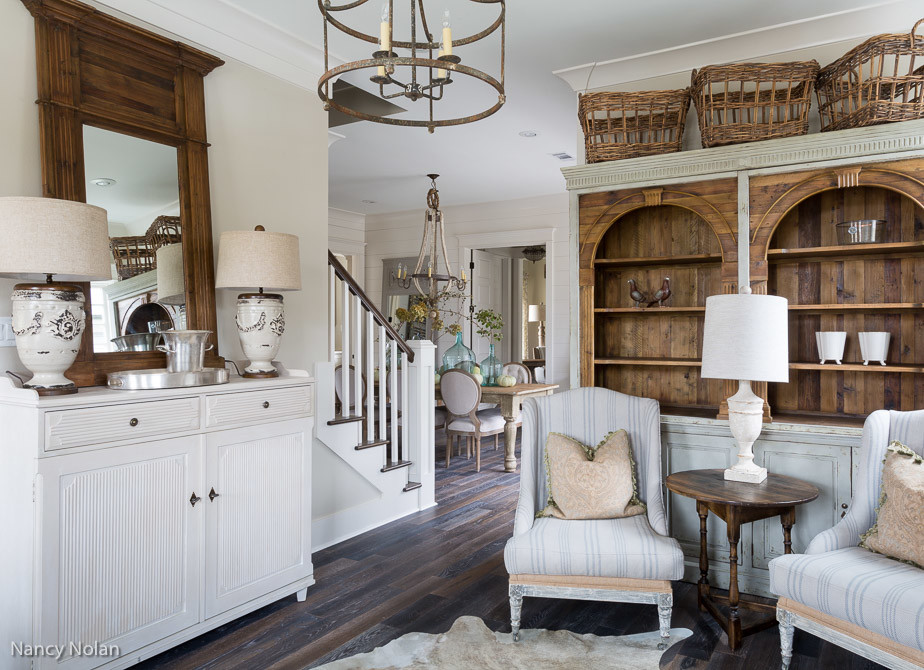 Southern Living Custom Builder Program Showcase Home - Randolph Cottage - Conway